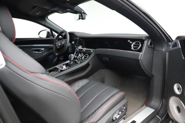 New 2020 Bentley Continental GT W12 for sale Sold at Bentley Greenwich in Greenwich CT 06830 26