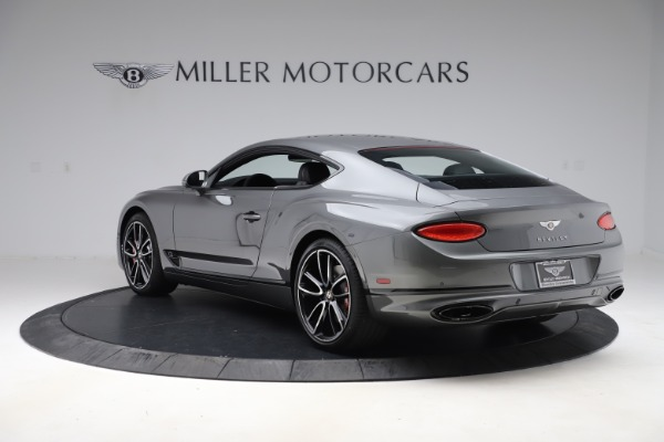 New 2020 Bentley Continental GT W12 for sale Sold at Bentley Greenwich in Greenwich CT 06830 5