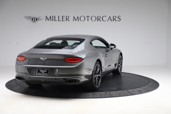 New 2020 Bentley Continental GT W12 for sale Sold at Bentley Greenwich in Greenwich CT 06830 7