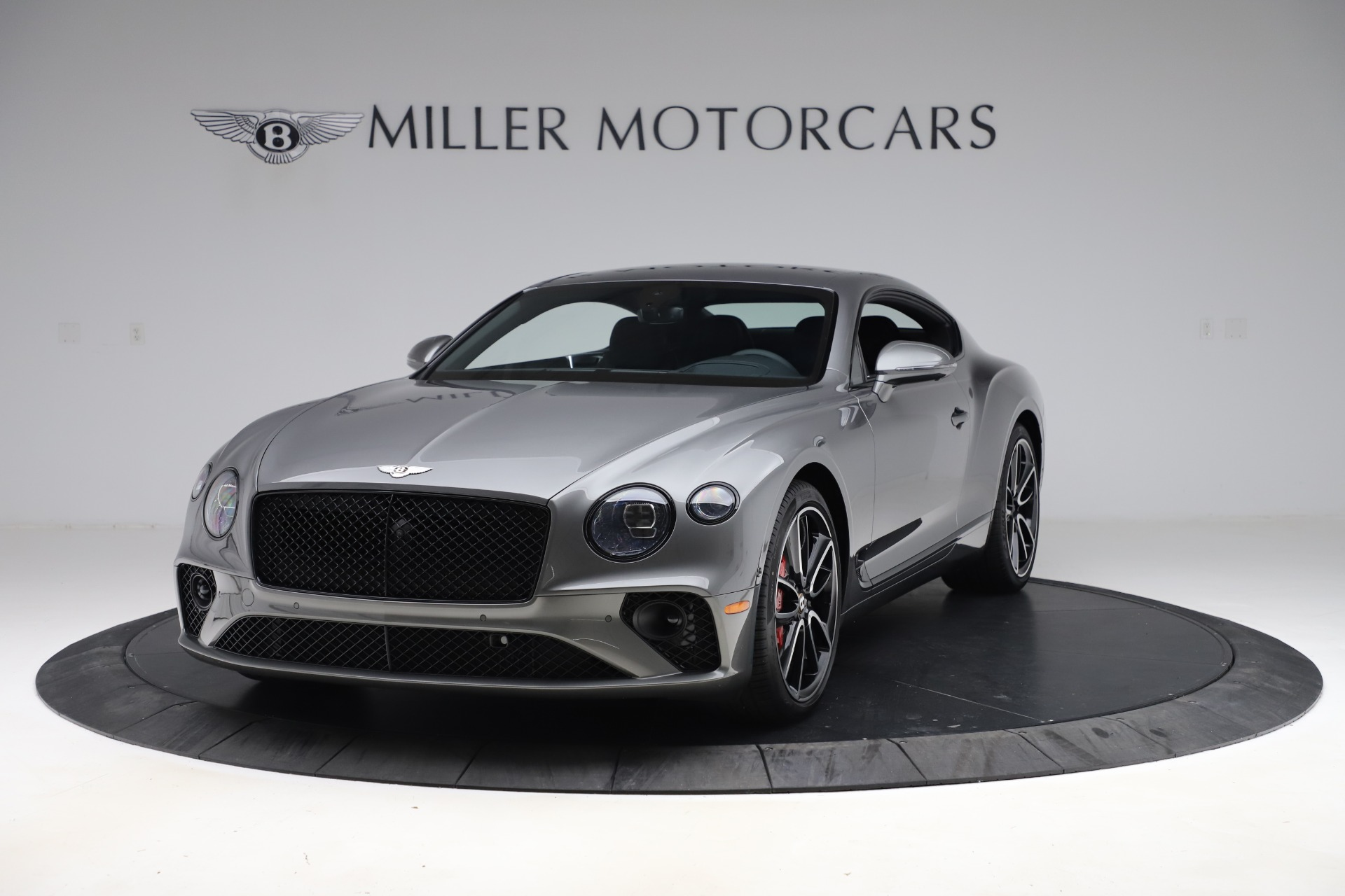 New 2020 Bentley Continental GT W12 for sale Sold at Bentley Greenwich in Greenwich CT 06830 1