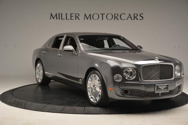 Used 2011 Bentley Mulsanne for sale Sold at Bentley Greenwich in Greenwich CT 06830 12