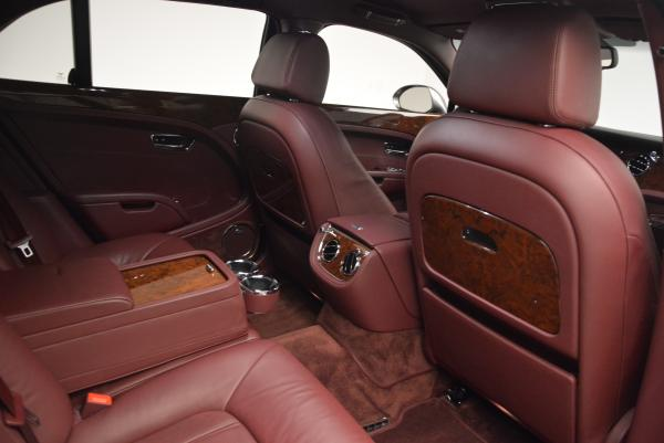 Used 2011 Bentley Mulsanne for sale Sold at Bentley Greenwich in Greenwich CT 06830 28