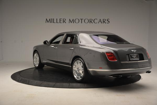 Used 2011 Bentley Mulsanne for sale Sold at Bentley Greenwich in Greenwich CT 06830 5
