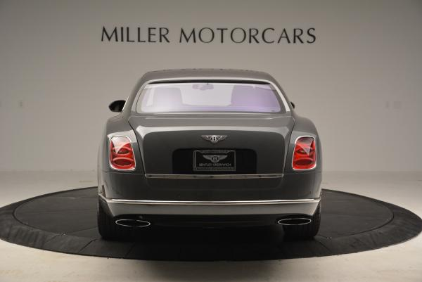 Used 2011 Bentley Mulsanne for sale Sold at Bentley Greenwich in Greenwich CT 06830 6