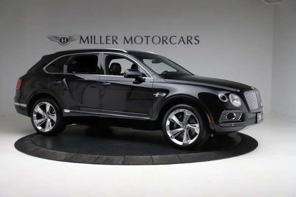 Used 2017 Bentley Bentayga W12 for sale $139,900 at Bentley Greenwich in Greenwich CT 06830 10