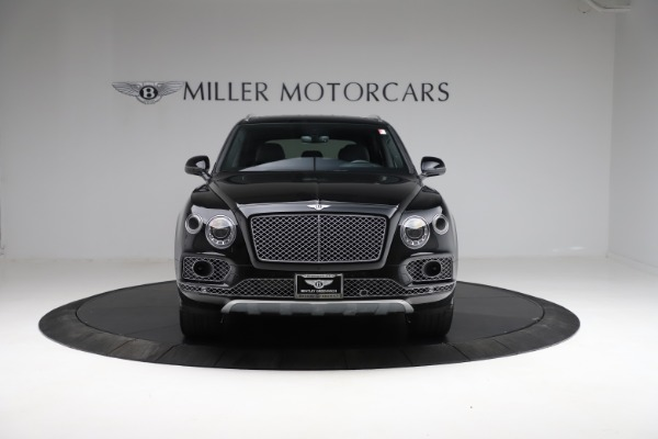 Used 2017 Bentley Bentayga W12 for sale $139,900 at Bentley Greenwich in Greenwich CT 06830 12