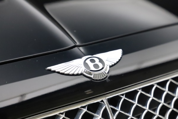 Used 2017 Bentley Bentayga W12 for sale $139,900 at Bentley Greenwich in Greenwich CT 06830 14