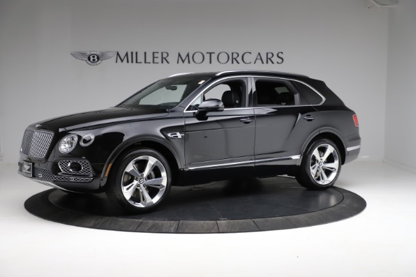 Used 2017 Bentley Bentayga W12 for sale $139,900 at Bentley Greenwich in Greenwich CT 06830 2