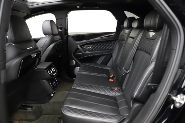 Used 2017 Bentley Bentayga W12 for sale $139,900 at Bentley Greenwich in Greenwich CT 06830 22