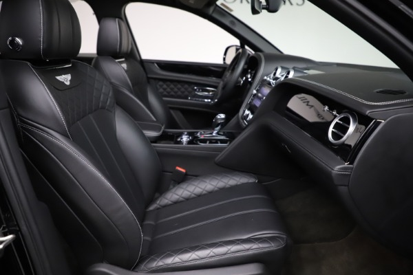 Used 2017 Bentley Bentayga W12 for sale $139,900 at Bentley Greenwich in Greenwich CT 06830 26