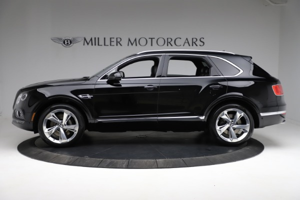 Used 2017 Bentley Bentayga W12 for sale $139,900 at Bentley Greenwich in Greenwich CT 06830 3