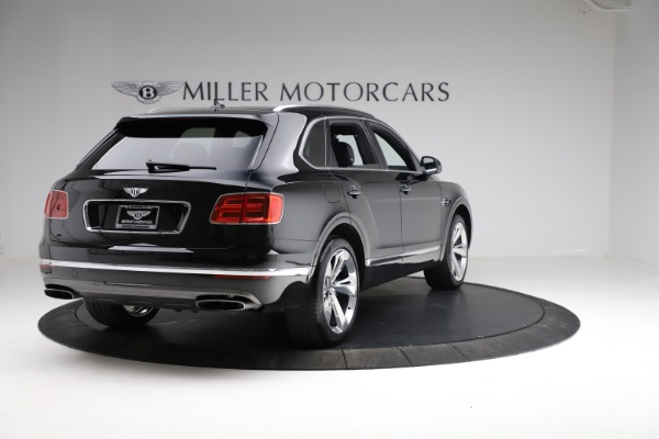 Used 2017 Bentley Bentayga W12 for sale $139,900 at Bentley Greenwich in Greenwich CT 06830 7