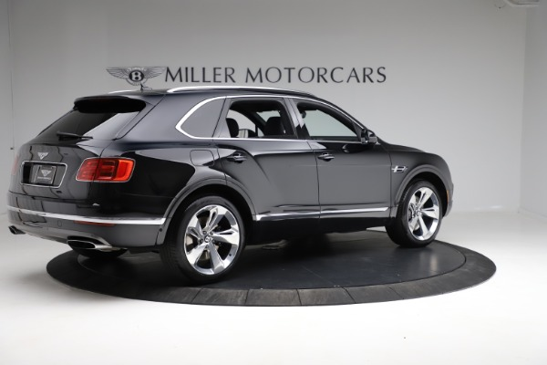 Used 2017 Bentley Bentayga W12 for sale $139,900 at Bentley Greenwich in Greenwich CT 06830 8