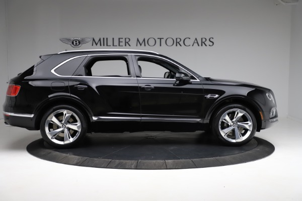Used 2017 Bentley Bentayga W12 for sale $139,900 at Bentley Greenwich in Greenwich CT 06830 9