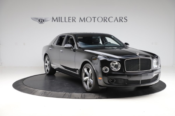 New 2016 Bentley Mulsanne Speed for sale $157,900 at Bentley Greenwich in Greenwich CT 06830 10