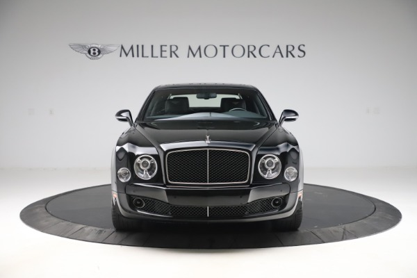 New 2016 Bentley Mulsanne Speed for sale $157,900 at Bentley Greenwich in Greenwich CT 06830 11