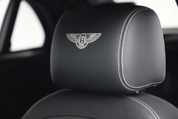 New 2016 Bentley Mulsanne Speed for sale $157,900 at Bentley Greenwich in Greenwich CT 06830 19