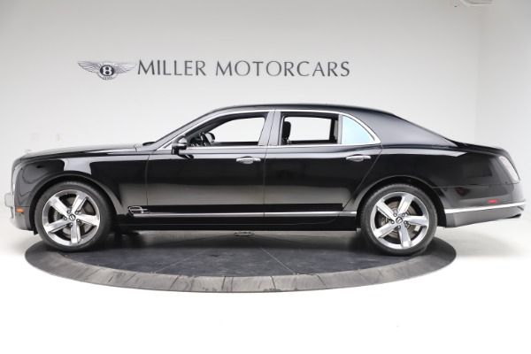 New 2016 Bentley Mulsanne Speed for sale $157,900 at Bentley Greenwich in Greenwich CT 06830 2