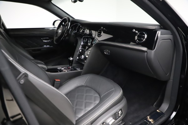 Used 2016 Bentley Mulsanne Speed for sale $157,900 at Bentley Greenwich in Greenwich CT 06830 26