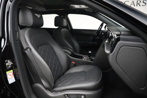 New 2016 Bentley Mulsanne Speed for sale $157,900 at Bentley Greenwich in Greenwich CT 06830 28
