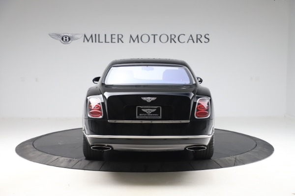 New 2016 Bentley Mulsanne Speed for sale $157,900 at Bentley Greenwich in Greenwich CT 06830 5