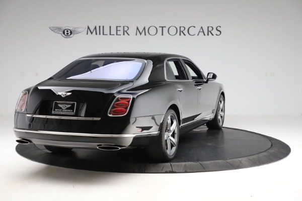 New 2016 Bentley Mulsanne Speed for sale $157,900 at Bentley Greenwich in Greenwich CT 06830 6