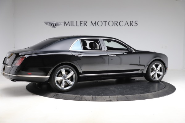 New 2016 Bentley Mulsanne Speed for sale $157,900 at Bentley Greenwich in Greenwich CT 06830 7