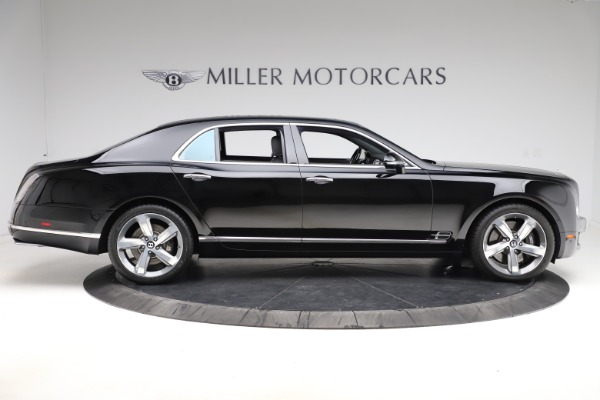 New 2016 Bentley Mulsanne Speed for sale $157,900 at Bentley Greenwich in Greenwich CT 06830 8