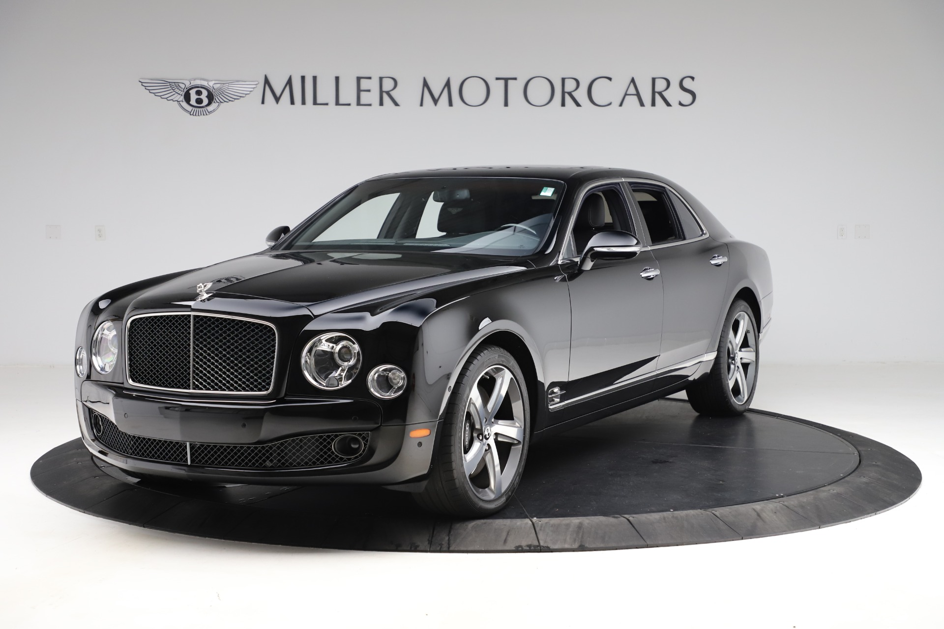 New 2016 Bentley Mulsanne Speed for sale $157,900 at Bentley Greenwich in Greenwich CT 06830 1