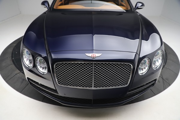 Used 2016 Bentley Flying Spur V8 for sale $114,900 at Bentley Greenwich in Greenwich CT 06830 13