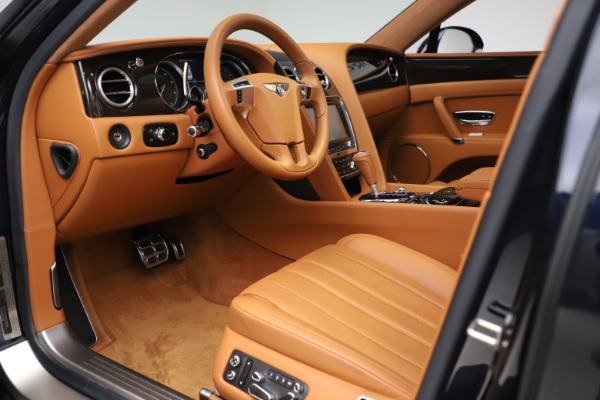 Used 2016 Bentley Flying Spur V8 for sale $114,900 at Bentley Greenwich in Greenwich CT 06830 17