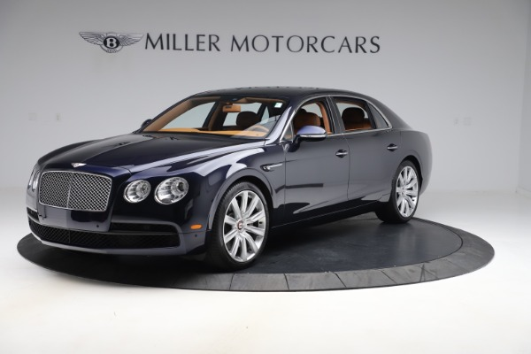 Used 2016 Bentley Flying Spur V8 for sale $114,900 at Bentley Greenwich in Greenwich CT 06830 2
