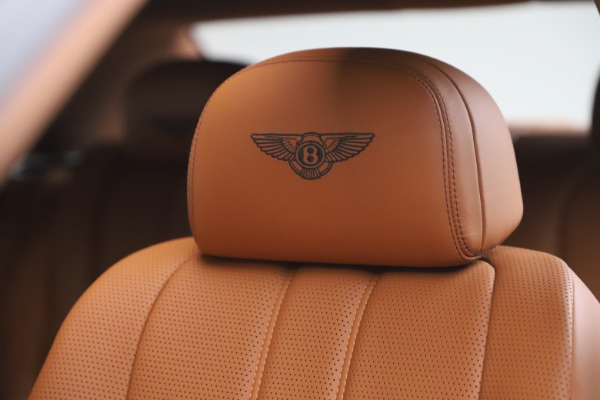 Used 2016 Bentley Flying Spur V8 for sale $114,900 at Bentley Greenwich in Greenwich CT 06830 20