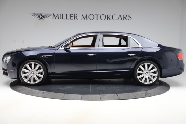 Used 2016 Bentley Flying Spur V8 for sale $114,900 at Bentley Greenwich in Greenwich CT 06830 3