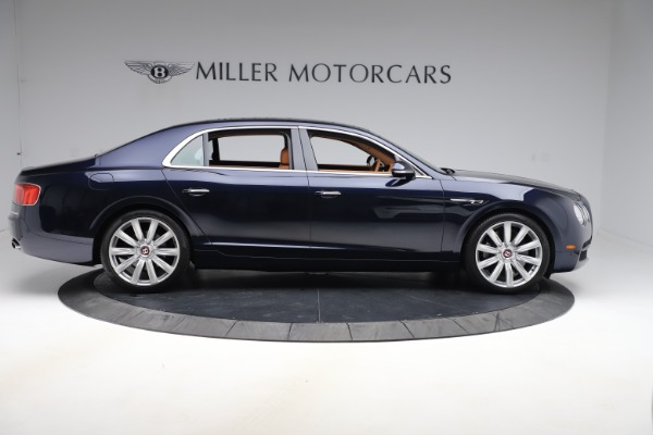 Used 2016 Bentley Flying Spur V8 for sale $114,900 at Bentley Greenwich in Greenwich CT 06830 9