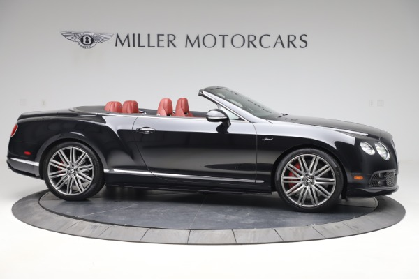 Used 2015 Bentley Continental GTC Speed for sale $129,900 at Bentley Greenwich in Greenwich CT 06830 10