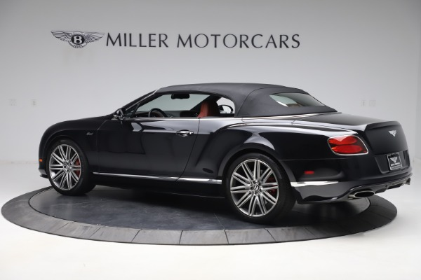 Used 2015 Bentley Continental GTC Speed for sale $129,900 at Bentley Greenwich in Greenwich CT 06830 15