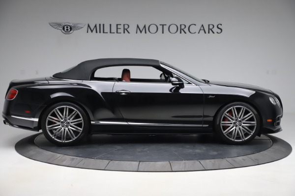 Used 2015 Bentley Continental GTC Speed for sale $129,900 at Bentley Greenwich in Greenwich CT 06830 18