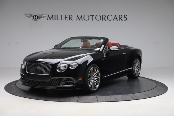 Used 2015 Bentley Continental GTC Speed for sale $129,900 at Bentley Greenwich in Greenwich CT 06830 2
