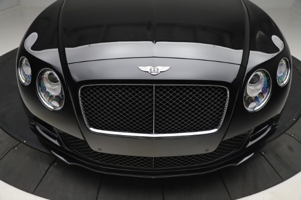 Used 2015 Bentley Continental GTC Speed for sale $129,900 at Bentley Greenwich in Greenwich CT 06830 21