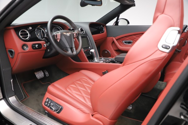 Used 2015 Bentley Continental GTC Speed for sale $129,900 at Bentley Greenwich in Greenwich CT 06830 25