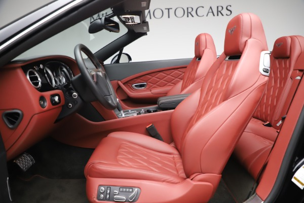 Used 2015 Bentley Continental GTC Speed for sale $129,900 at Bentley Greenwich in Greenwich CT 06830 26