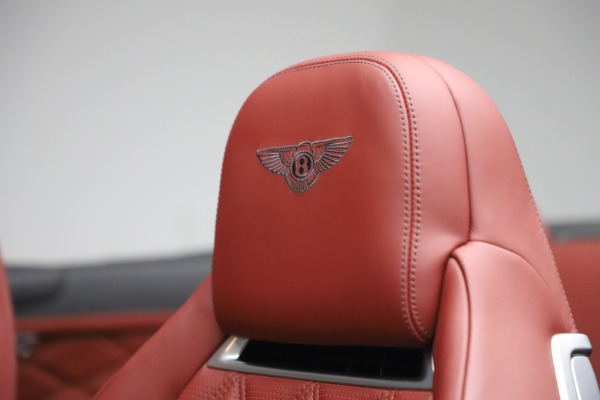 Used 2015 Bentley Continental GTC Speed for sale $129,900 at Bentley Greenwich in Greenwich CT 06830 28