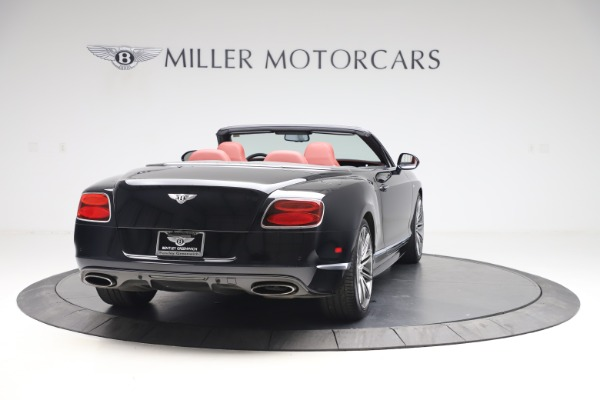 Used 2015 Bentley Continental GTC Speed for sale $129,900 at Bentley Greenwich in Greenwich CT 06830 7