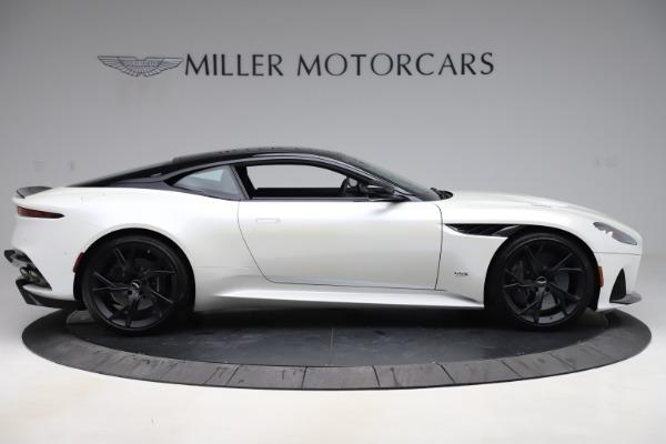New 2019 Aston Martin DBS Superleggera for sale $345,631 at Bentley Greenwich in Greenwich CT 06830 10