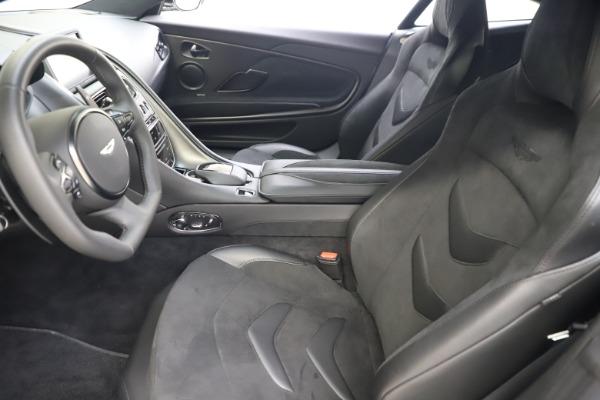 New 2019 Aston Martin DBS Superleggera for sale $345,631 at Bentley Greenwich in Greenwich CT 06830 15
