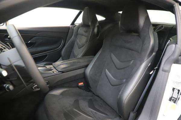 New 2019 Aston Martin DBS Superleggera for sale $345,631 at Bentley Greenwich in Greenwich CT 06830 16