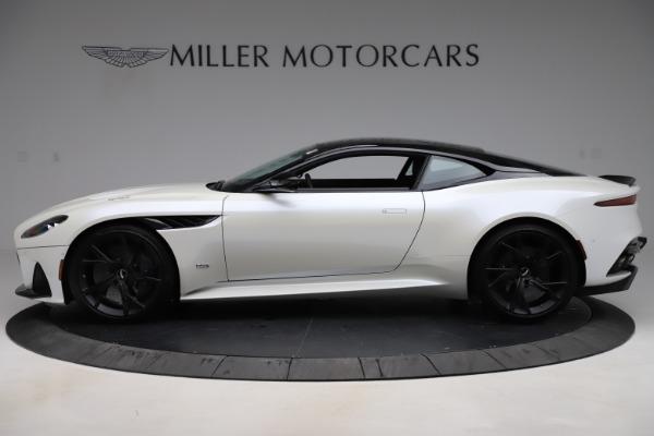 New 2019 Aston Martin DBS Superleggera for sale $345,631 at Bentley Greenwich in Greenwich CT 06830 4