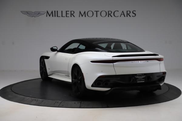 New 2019 Aston Martin DBS Superleggera for sale $345,631 at Bentley Greenwich in Greenwich CT 06830 6