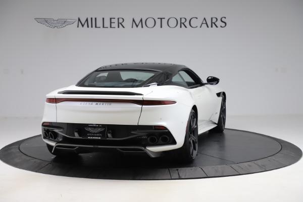 New 2019 Aston Martin DBS Superleggera for sale $345,631 at Bentley Greenwich in Greenwich CT 06830 8